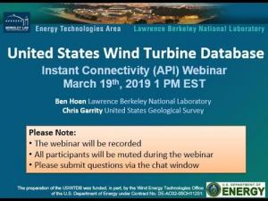 Wind | Electricity Markets and Policy Group